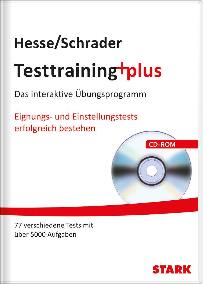 Hesseschrader Testtraining Plus