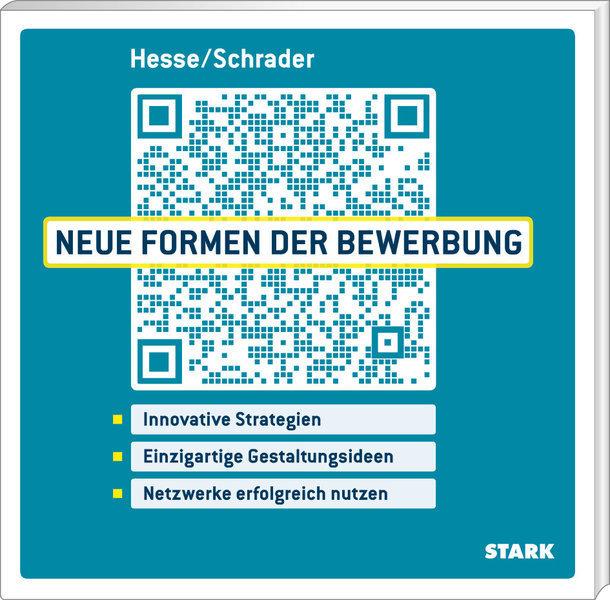 hesseschrader neue formen der bewerbung 9783866687967 - Hesse Schrader Bewerbung