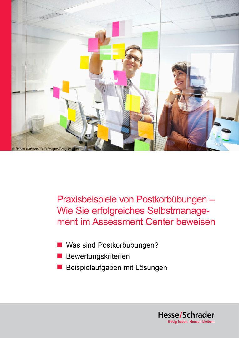 download praxisbeispiele von postkorbbungen - Postkorbubung Beispiel
