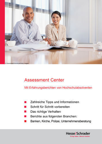 Download: Assessment Center - Hochschulabsolventen