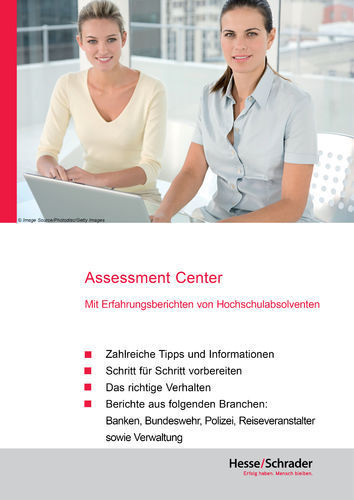 Download: Assessment Center - Ausbildungsplatz