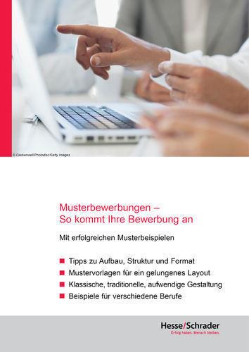 Hesse/Schrader Bücher: Bewerbung, Bewerbungsunterlagen